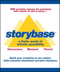 StoryBase Story-Generating Software